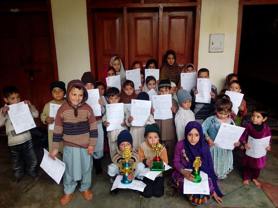MLE Torwali, ILM School, Mhoon School, Bahrain, Torwali